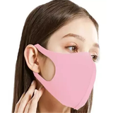 Pink Washable and Reusable Face Masks They come in packs of 10 face masks washing wash virus protects Protectors protector protective protection protecting Protected protect Masks Mask flu face covid19 covid-19 covid coverup covers Coverings Covering coverage cover coronavirus corona