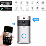 WiFi Security Video Doorbell