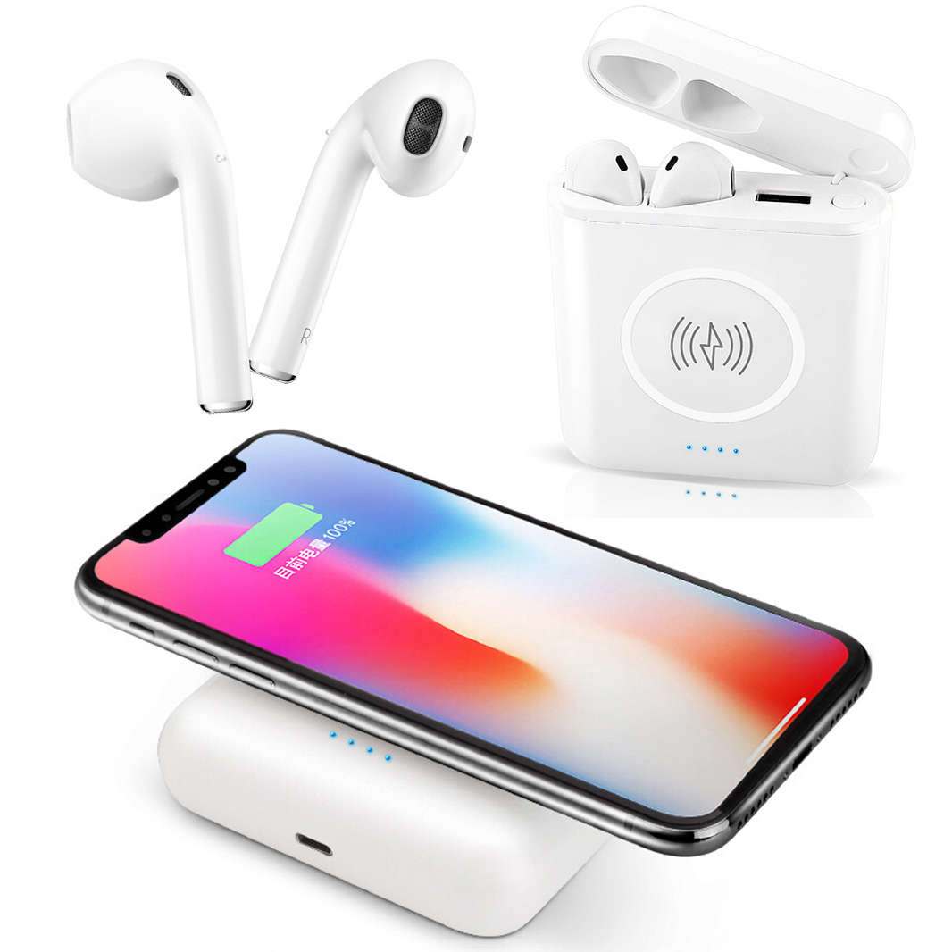 Appearancees Soft Silicone Antislip Ear Cover Hook Earbuds Tips for AirPods EarPods Cover