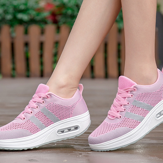 Women's Thick-Soled Sports Shoes - Keeto