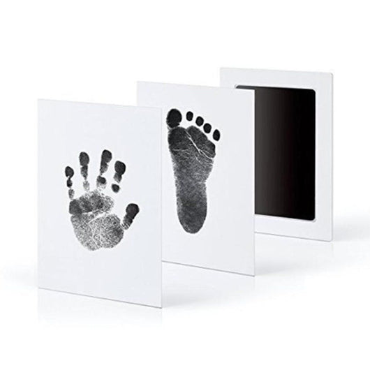 Inkless Baby Hand or Footprint Keepsake