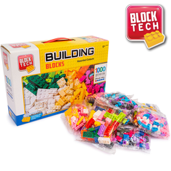 1000pcs Block Tech Building Blocks Let children get creative and practical compatible with Lego toys toy tech play pack material make Lego-Compatible kids imagine girls girl gift fun educational toys creative play creative creating create Children child build bricks brands boys boy box blocks