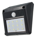 Solar Powered Motion Sensor Outdoor Security Light