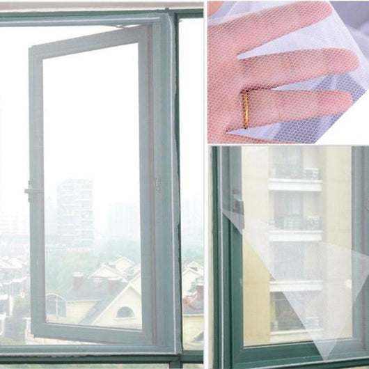 Self-Adhesive Anti-Mosquito Mesh Window Screen
