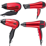 Red Hot Hair Dryers
