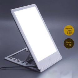 LED Emotional Physiotherapy Lamp Designed to bring relief for seasonal affective disorder, effective SAD therapy lamp Therapy Therapeutic sunshine sunny sunnies sun seasonal sad Physiotherapy Physio moods Mood Light-controlled leds led screen LED lights led display LED Lamp's lamp Emotional Emotion disorder Decompression Artifact affective