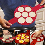 Non-Stick Mini Pancake Moulds