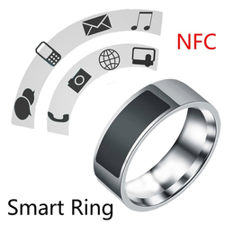 NFC Waterproof Smart Ring