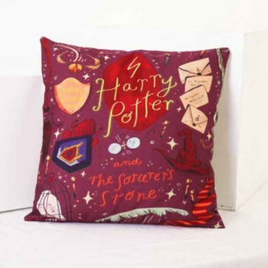 Harry Potter Inspired Cushion Covers