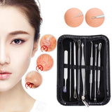 8 Piece Blackhead & Blemish Remover Kit