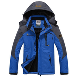 Waterproof and Windproof Padded Jacket