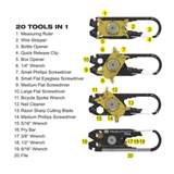 20-in-1 Multifunctional Tool