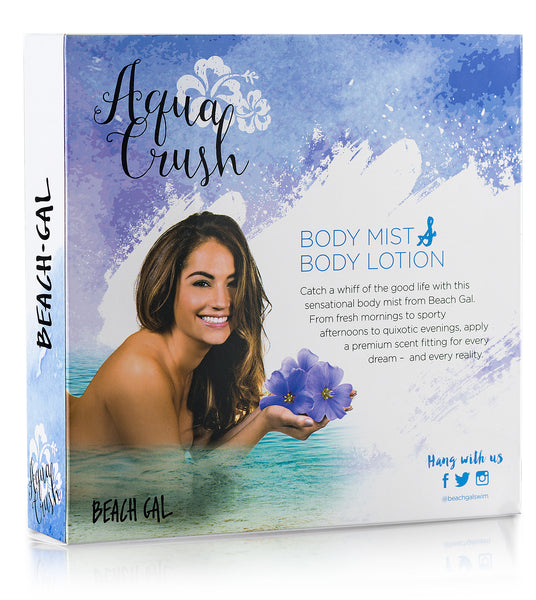 Aqua Crush Body Mist & Lotion