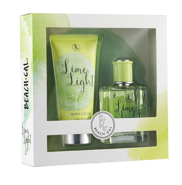Lime Light Body Mist & Lotion