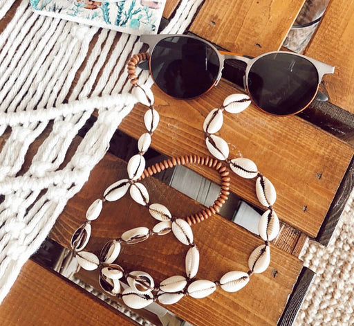 Cowrie Shell Sunny StrapAccessories - Bohemian Groove