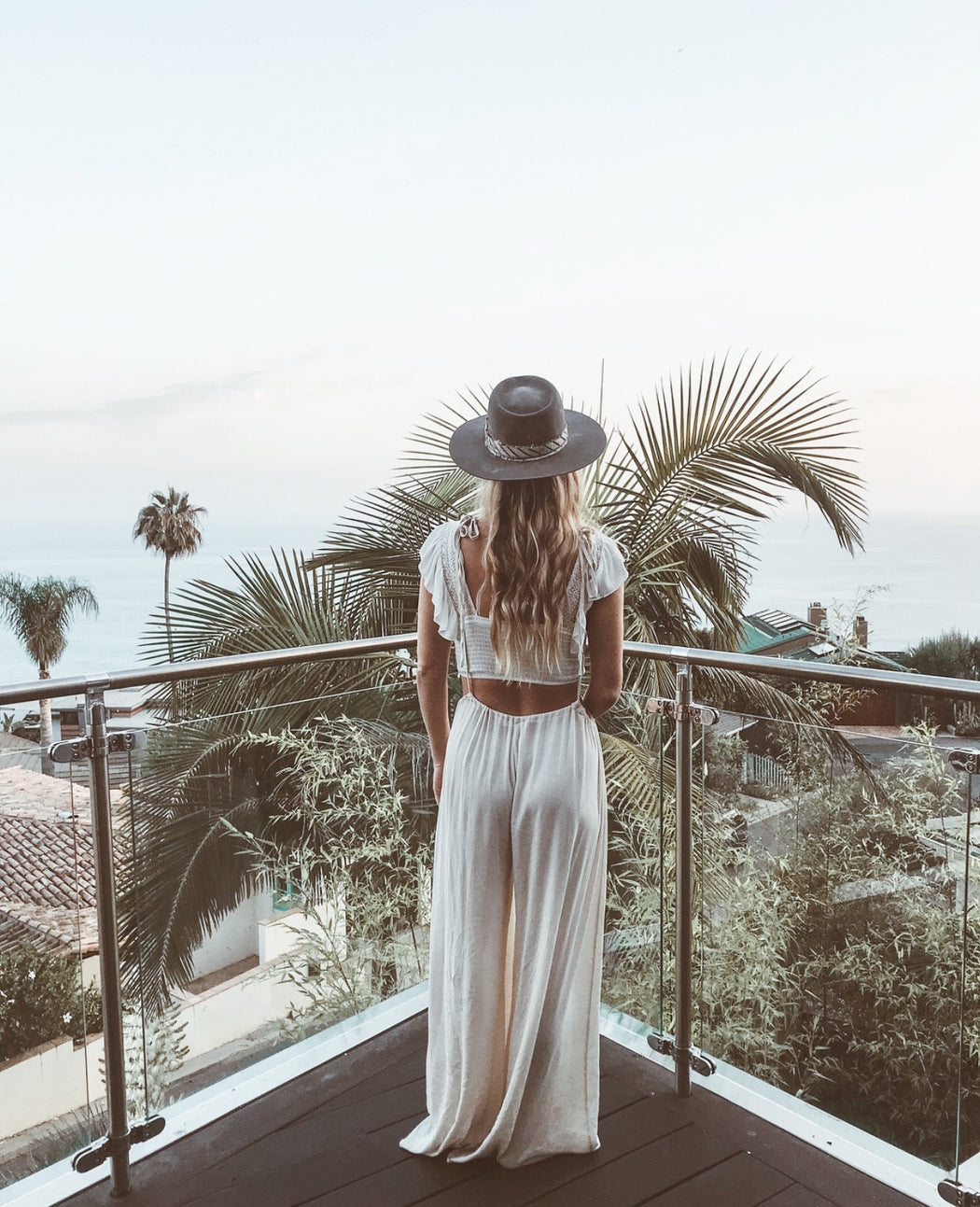 Easy Breezy Beach JumpsuitJumpsuits & Rompers - Bohemian Groove