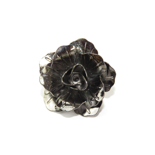 Metal Lapel Flower