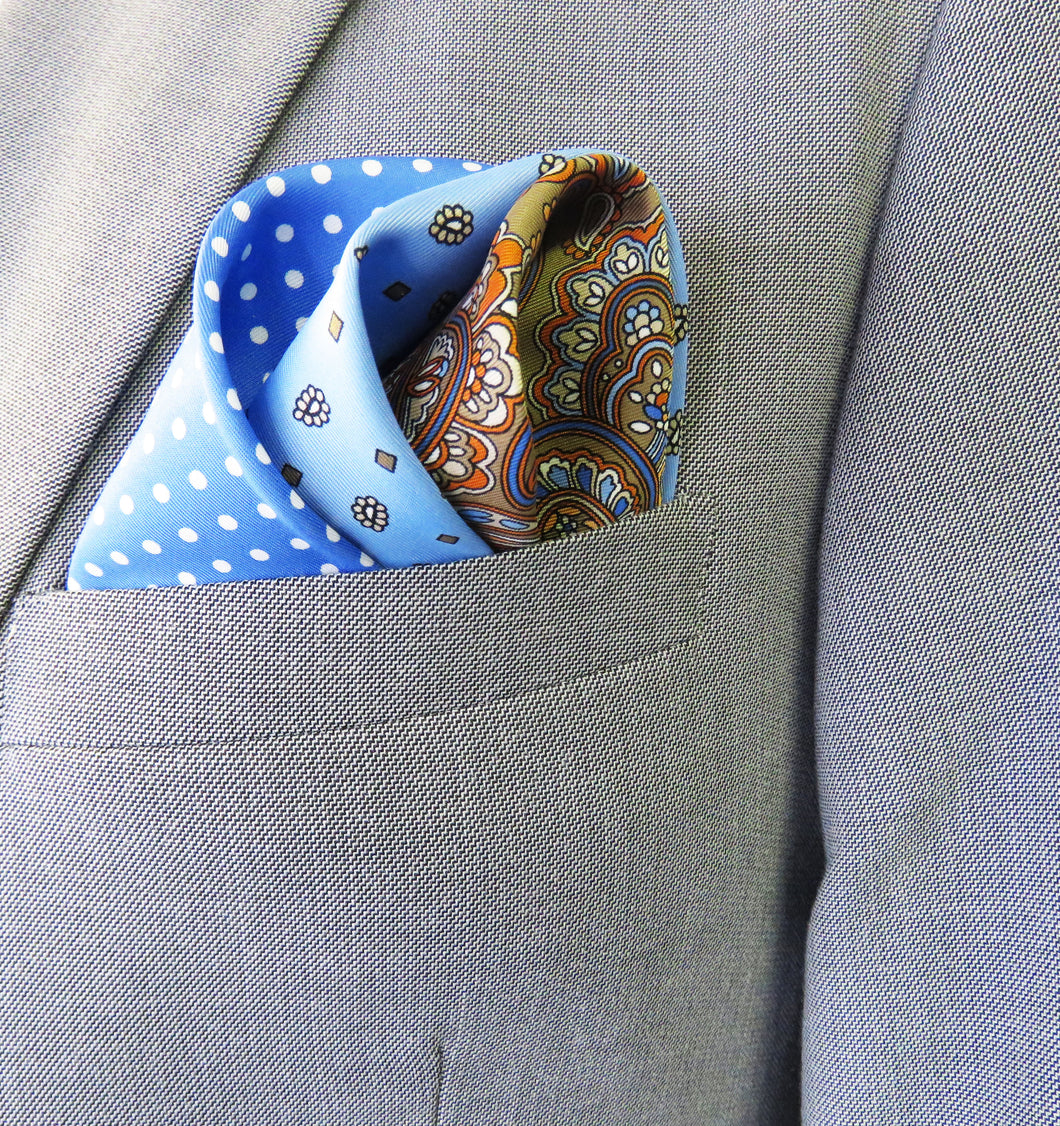 Pocket Square Pattern #7