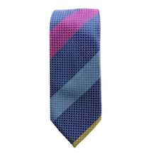 Multi Stripe Necktie Set