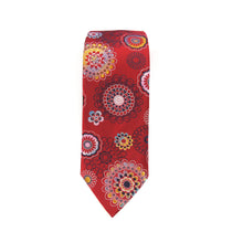 Oval Pattern Necktie Set