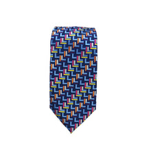 Herringbone Pattern Necktie Set
