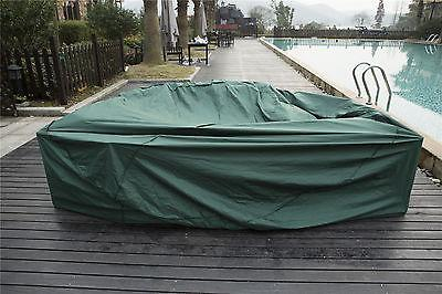 Classical 8 Seater Rain Cover