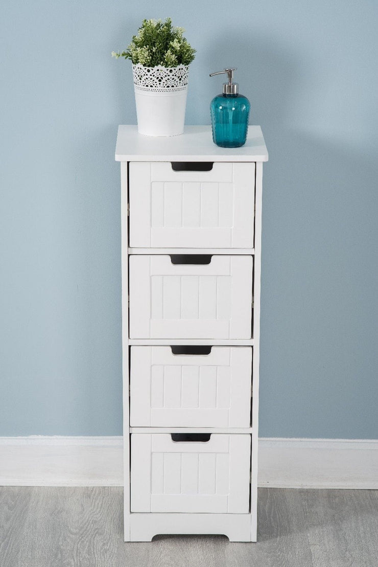 4 Drawer Floor Unit - Furniture Maxi