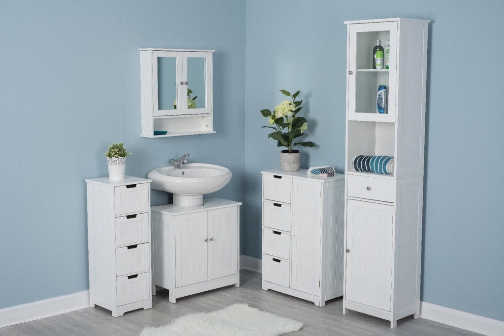Hampshire 5 Piece Bathroom Set | Furniture Maxi