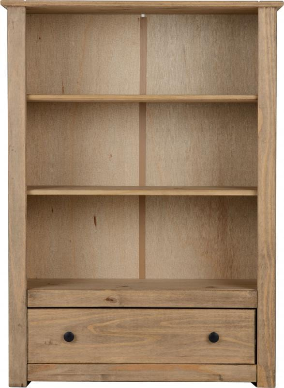 Melissa 1 Drawer Bookcase - Furniture Maxi
