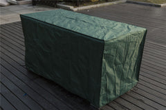 Protective Rain Covers for Rattan Garden Sofa Set - Furniture Maxi