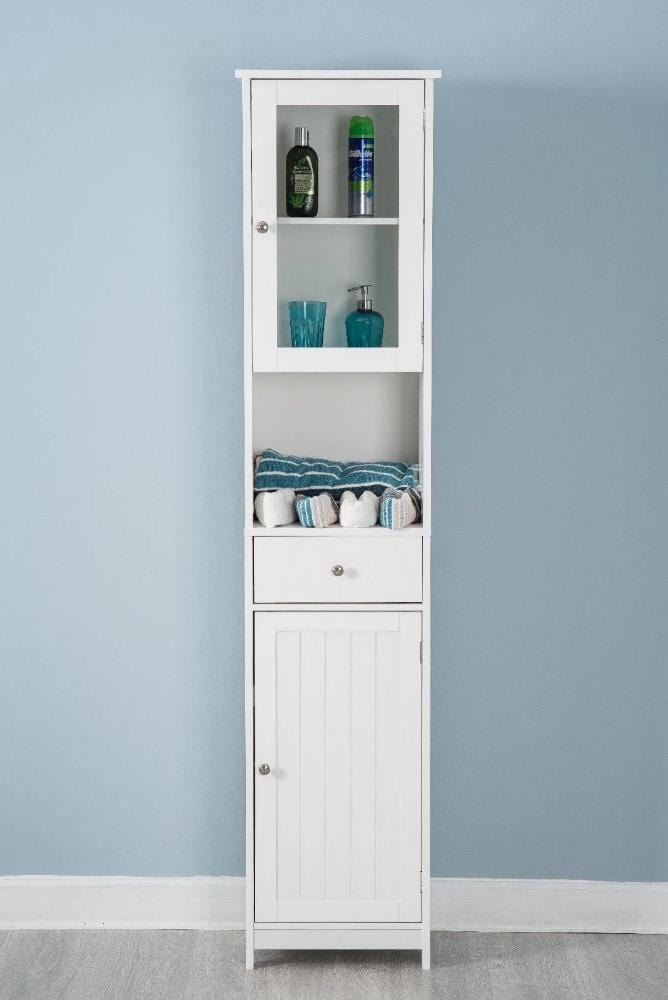 Tall Mirrored Cabinet | Furniture Maxi