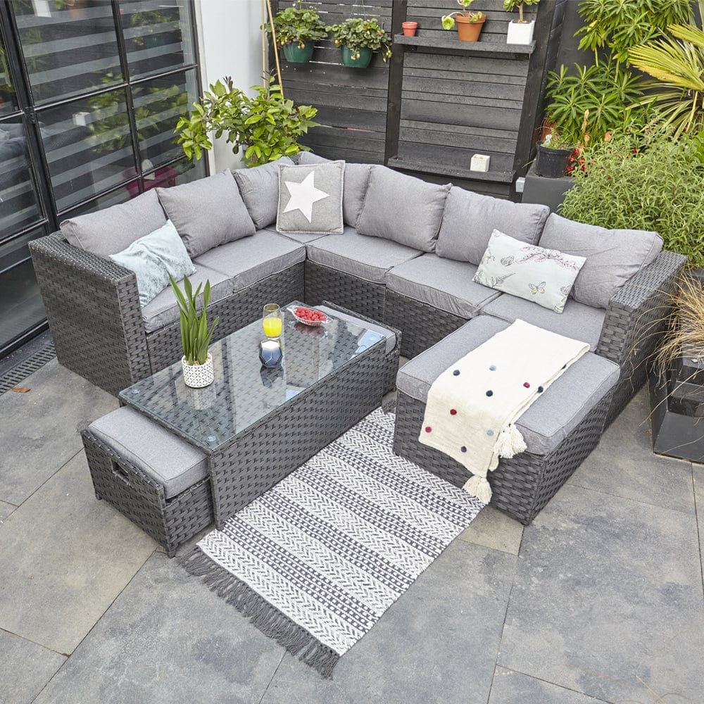 THE VANCOUVER GARDEN FURNITURE RANGE– Furniture Maxi