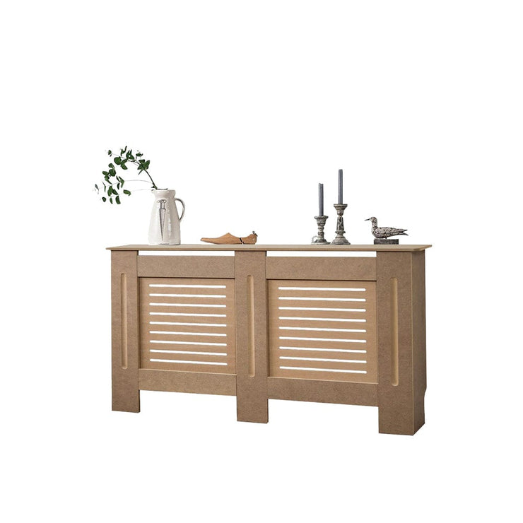 Natural Modern Wooden Radiator Grill Cover, Bathroom Furniture, Furniture Maxi, Furniture Maxi
