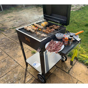 Yakoe Charcoal BBQ Grill - Furniture Maxi
