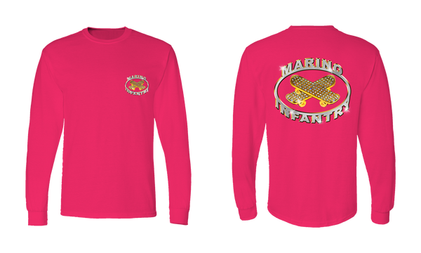 OG Logo Long-Sleeve (Pink)