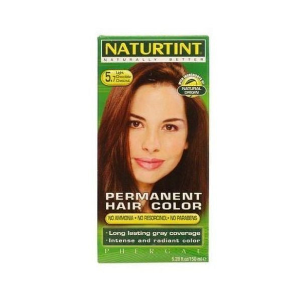 Naturtint Light Chocolate Chestnut 5.7 150ml