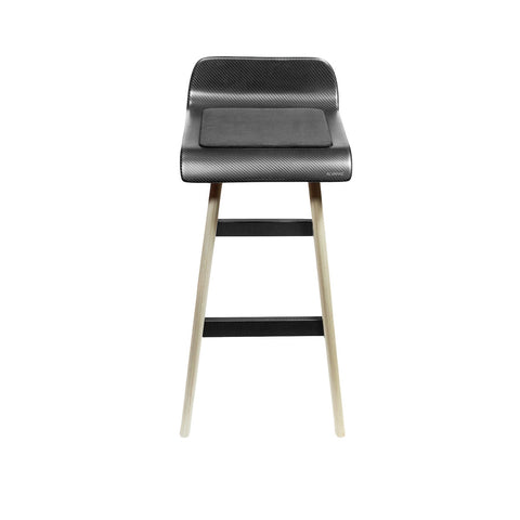 Alvarae Design carbon fiber bar stool