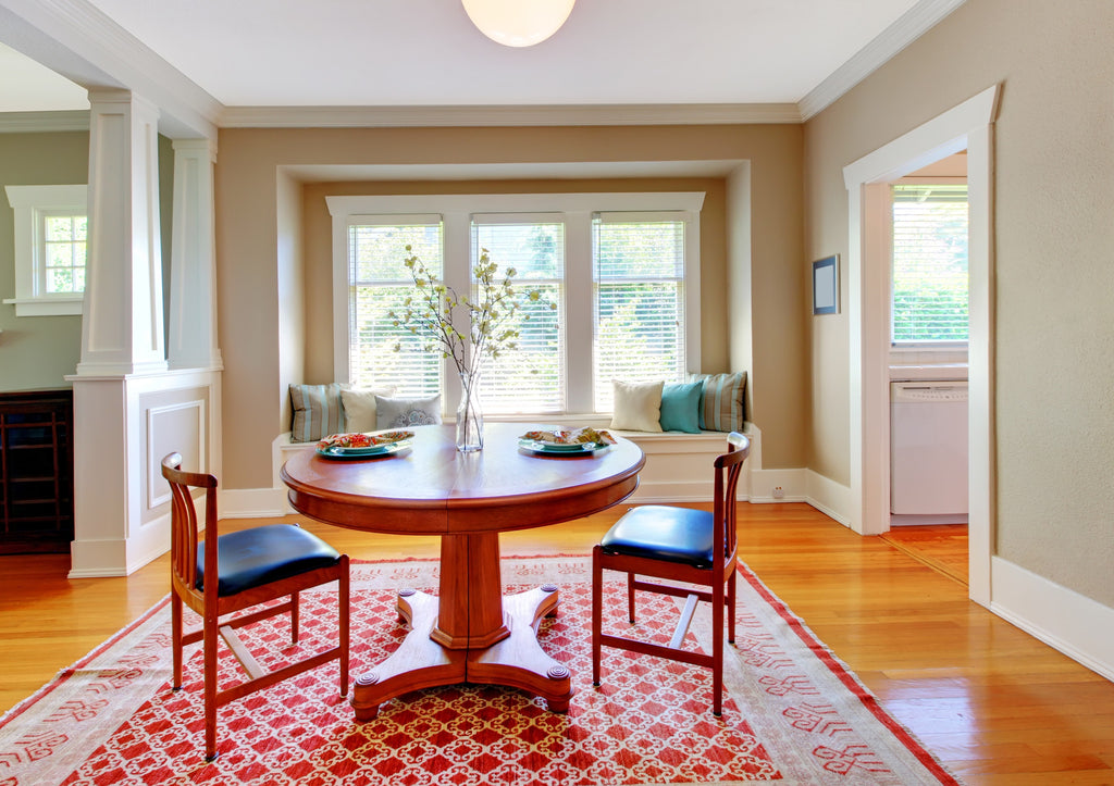 Dining Room Standard Size Less Than 160 Sq Ft Groff
