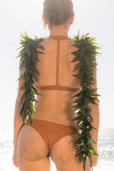 THE HANALEI BOTTOM - BRONZE
