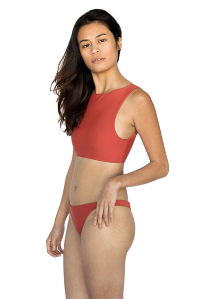 THE KONA TOP - PAPRIKA