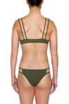 THE GILI TOP - OLIVE