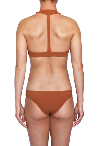 THE HANALEI TOP - BRONZE