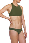 THE HANALEI BOTTOM - OLIVE