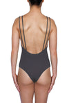 THE SEMINYAK ONE PIECE - SLATE