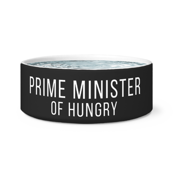Prime Minister of Hungry food bowl 🇭🇺