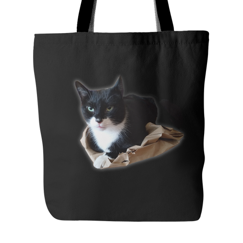 Cat's on the Bag Tote Bag