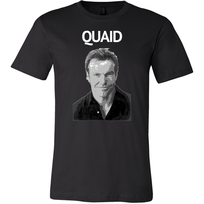 Quaid shirt