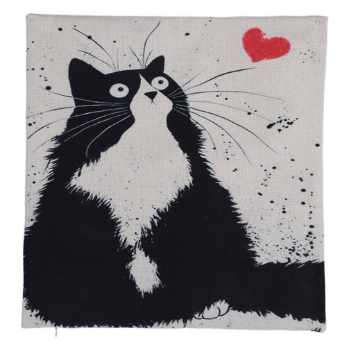 Tux Love Pillow Case