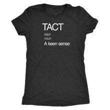 Tact - what is it?