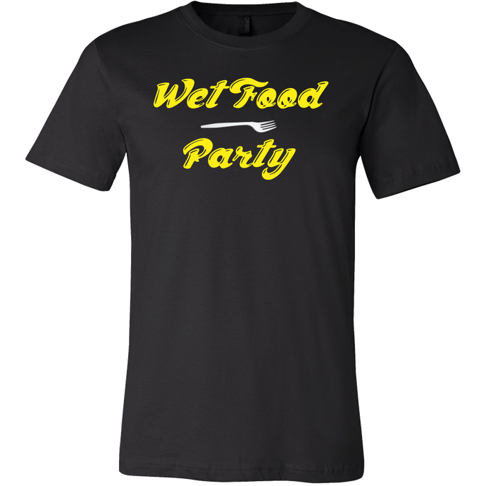 Wet Food Party with Pengs Fork shirt